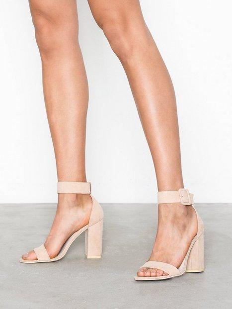 Billede af NLY Shoes Ankle Buckle Heel High Heel