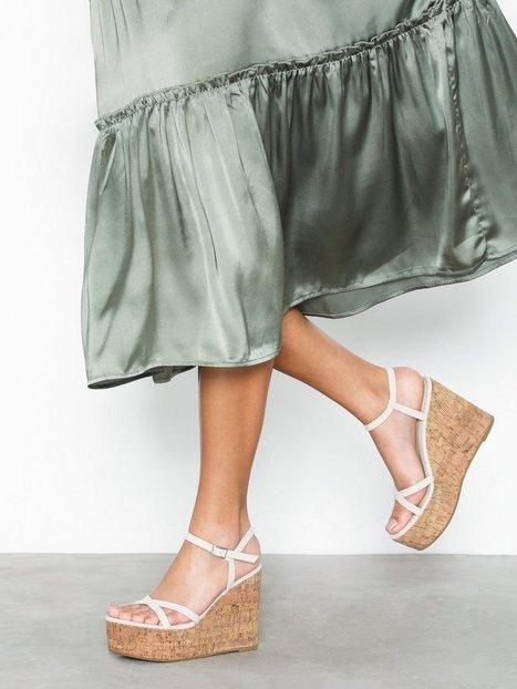 Billede af NLY Shoes Strap Wedge Heel Sandal Wedge