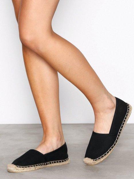 Billede af NLY Shoes Espadrilles Espadrilles Sort