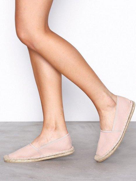 Billede af NLY Shoes Espadrilles Espadrilles Rosa/Lyserød