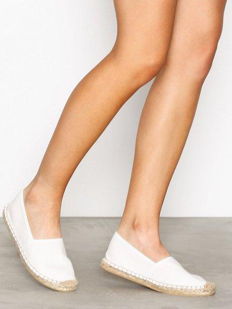 Billede af NLY Shoes Espadrilles Espadrilles Offwhite