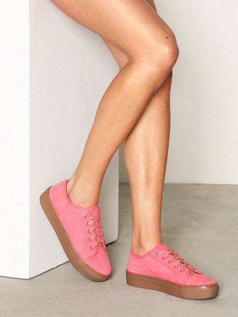 NLY Shoes Sneaker Platform Sneakers Rosa thumbnail