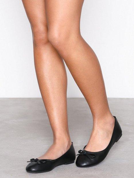 Billede af NLY Shoes Ballerina Ballerina Sort