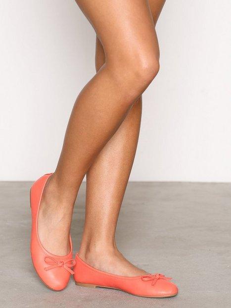 Billede af NLY Shoes Ballerina Ballerina Coral