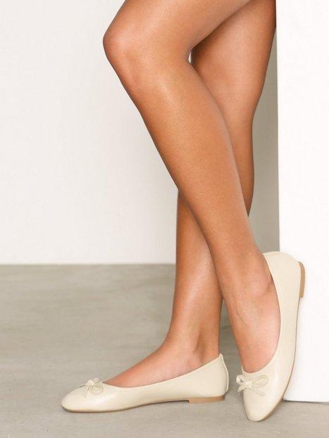 Billede af NLY Shoes Ballerina Ballerina Light Beige