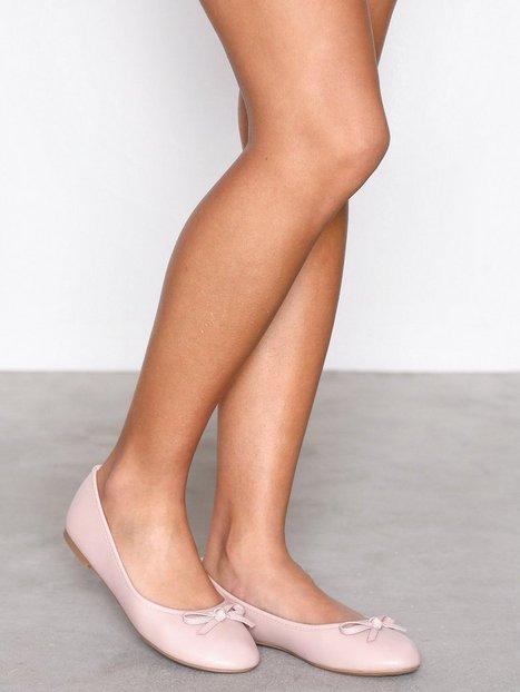 Billede af NLY Shoes Ballerina Ballerina Dusty Pink