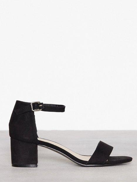 Low Block Heel Sandal