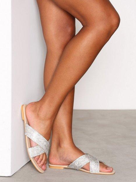 Billede af NLY Shoes Glitter Sandal Sandaler Glitter