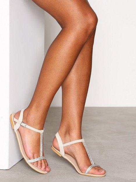 Billede af NLY Shoes Glitter Simple Sandal Sandaler Glitter