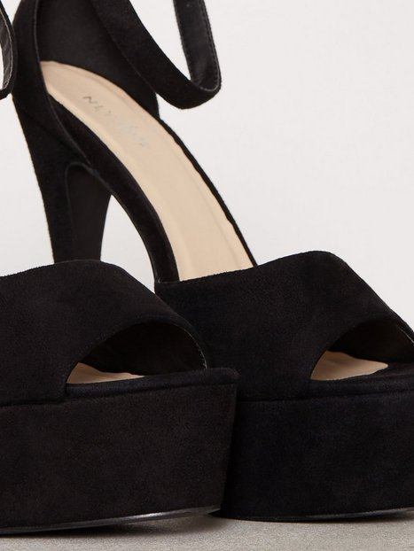 Platform Stiletto Sandal