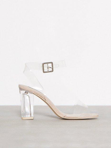 Plastic Heel Sandal