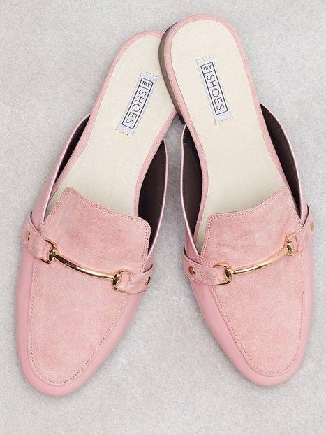 Billede af NLY Shoes Slip in Loafer Loafers Rosa/Lyserød