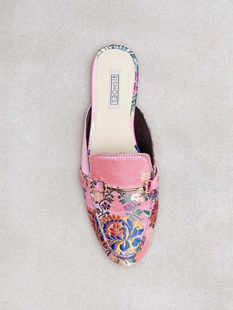 Billede af NLY Shoes Slip in Loafer Loafers Print