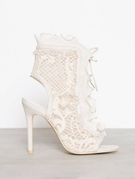 Flounce Bootie NLY Shoes sale in China clearance cheap online outlet big sale aeYZ3L