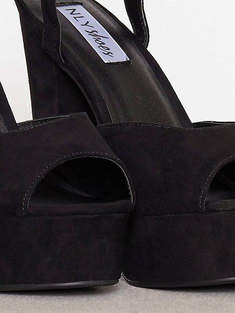 Plain Platform Sandal