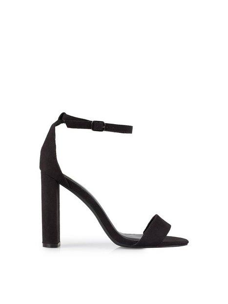 Slim Heel Sandal