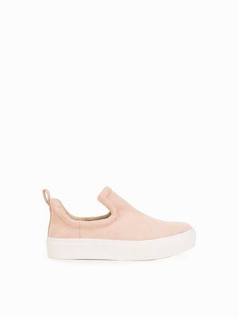 Padded Slip In Sneaker