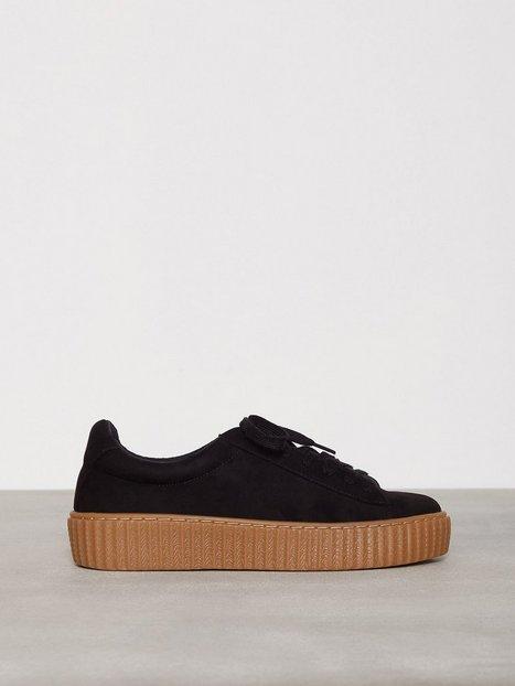 Rubber Sole Sneaker