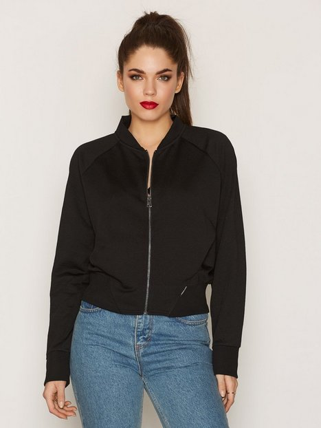 Billede af Cheap Monday Ash Sweat Bomber Cardigan Black
