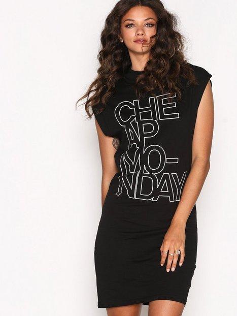 Billede af Cheap Monday Capsule Dress Loose fit dresses Black