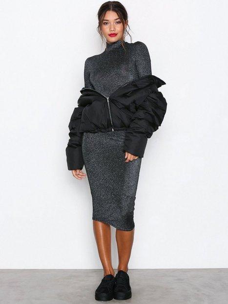Billede af Cheap Monday Glint Dress Langærmede kjoler Black