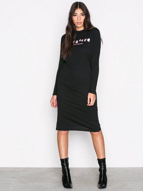 Billede af Cheap Monday Strict long dress Toppe Black