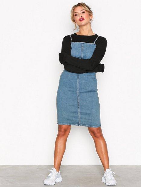 Billede af Cheap Monday Spray on dress Kropsnære kjoler Blue