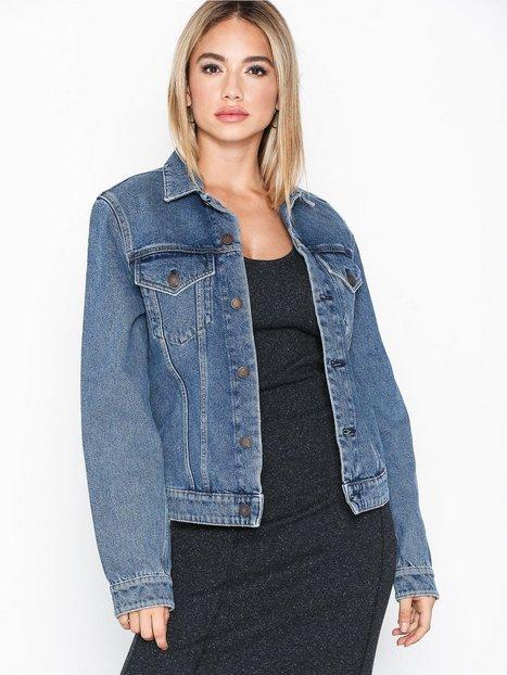 Cheap Monday Legit Jacket Norm Core Jeansjackor