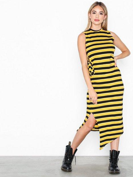 Billede af Cheap Monday Curle Stripe Dress Tætsiddende kjoler