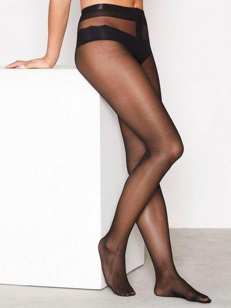 Billede af Vogue Sensual Touch Strømpebukser Sort