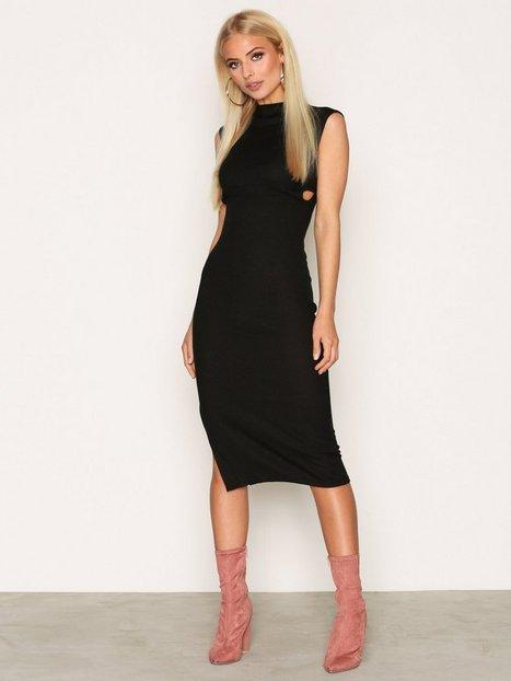Billede af Cheap Monday Antic Dress Maxikjole Black