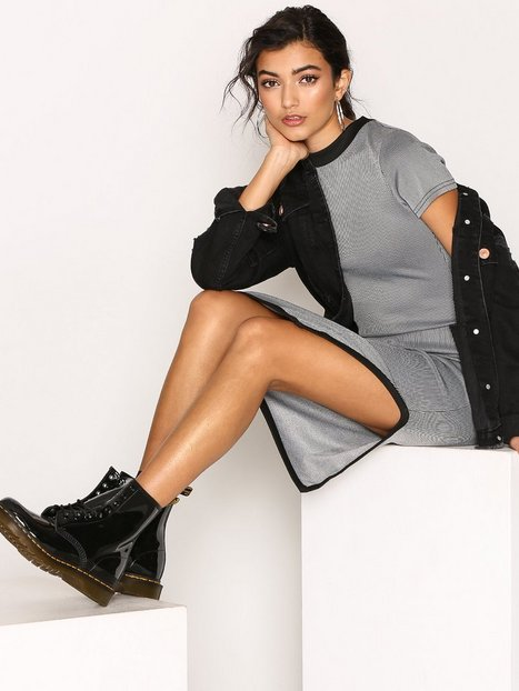 Billede af Cheap Monday Excess Dress Kropsnære kjoler Black/White