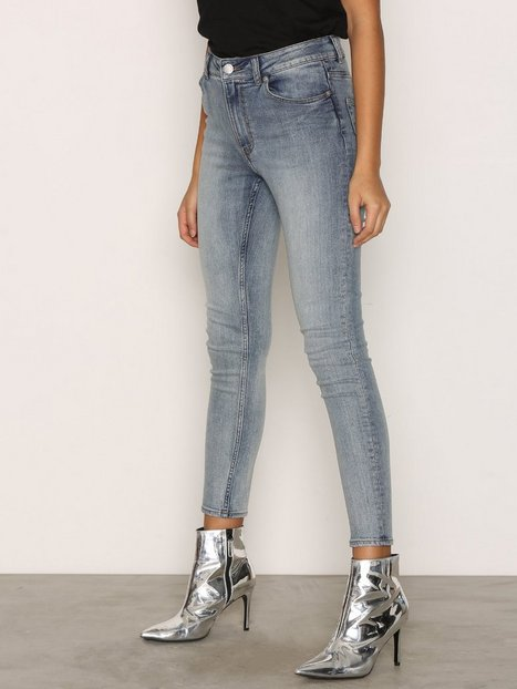 Billede af Cheap Monday High Skin Slim Blue