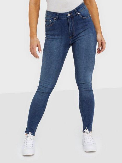 Billede af Cheap Monday High Skin Jeans Blue Blue