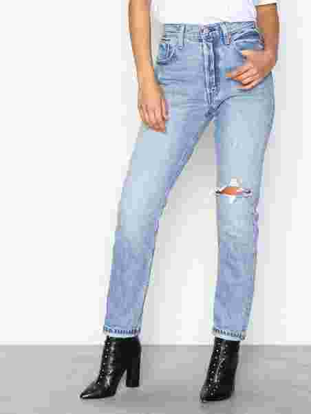 2a08617ee849 501 Skinny Can't Touch Th - Levis - Blue - Jeans - Clothing - Women ...