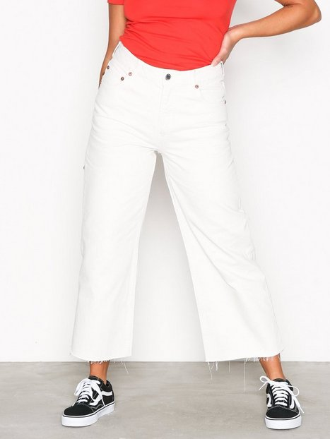 Billede af Cheap Monday Ally Bootcut & Flare White