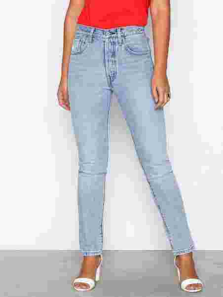 173ad494529 501 Skinny Lovefool - Levis - Denim - Jeans - Clothing - Women ...