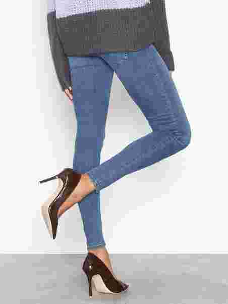d1db369d983b Skinny low waist superstretch jeans, Gina Tricot