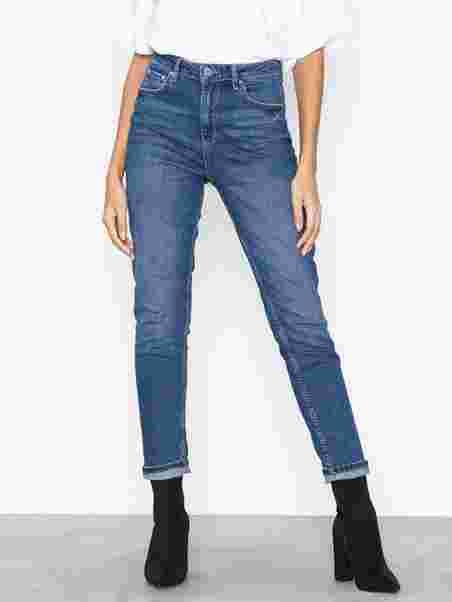 Shoppa Leah Slim Mom Jeans - Online Hos Nelly.com 4f186d1f7327b
