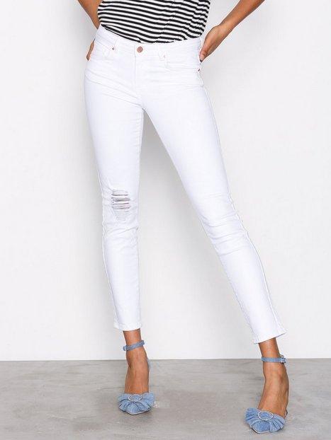 Billede af Gina Tricot Emma Jeans Skinny Offwhite