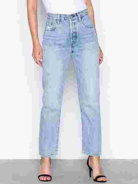 c952dbf8579 501 Crop Lovefool - Levis - Indigo - Jeans - Clothing - Women ...
