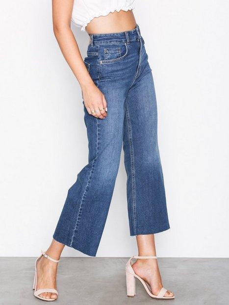 Billede af Gina Tricot Lo wide cropped jeans Bootcut & Flare