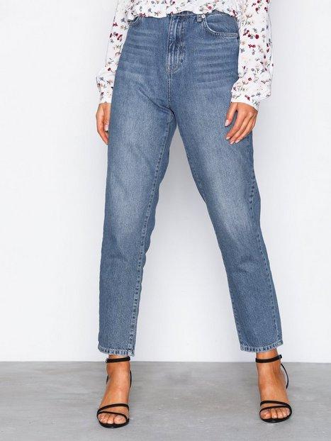 Billede af Gina Tricot Iris mom jeans Straight fit