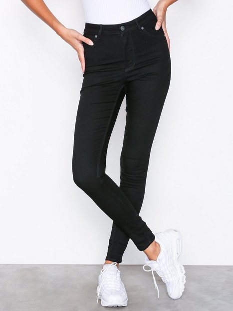 Billede af Cheap Monday High Spray Black Slim Sort