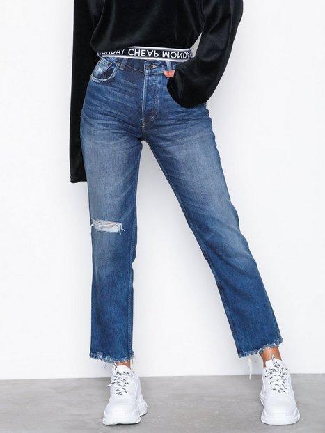 Billede af Cheap Monday Revive Jeans Straight Blue