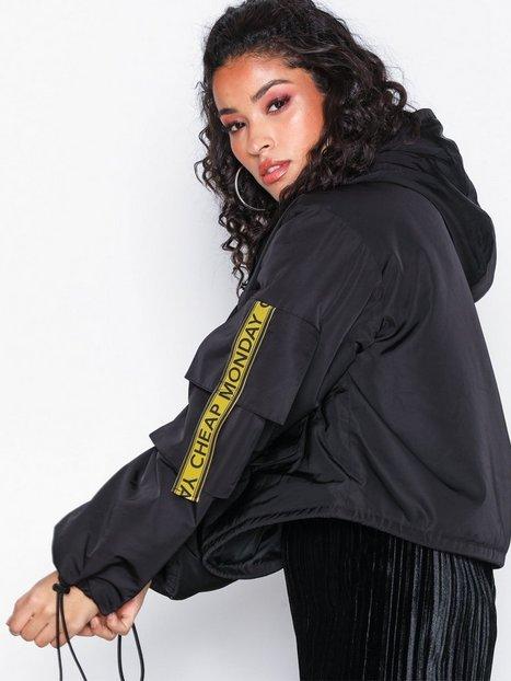 Billede af Cheap Monday Conceal Anorak Øvrige jakker Black