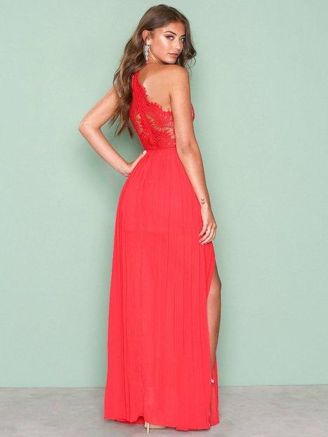 Body Lace Thin Strap Dress