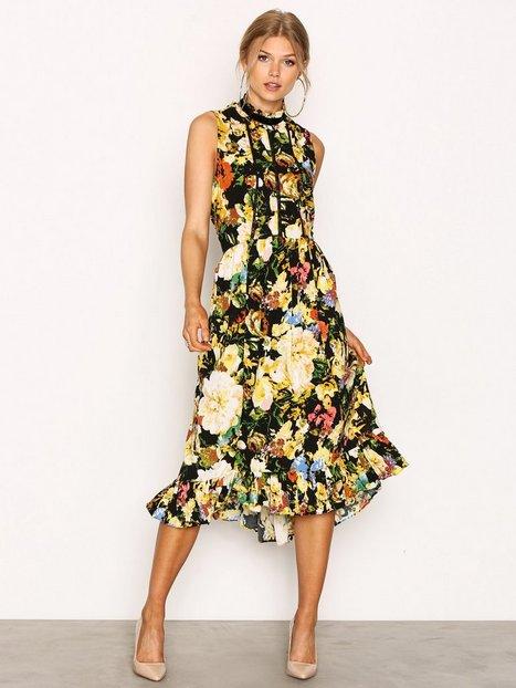 Billede af Moves Dimia Dress Loose fit dresses Black