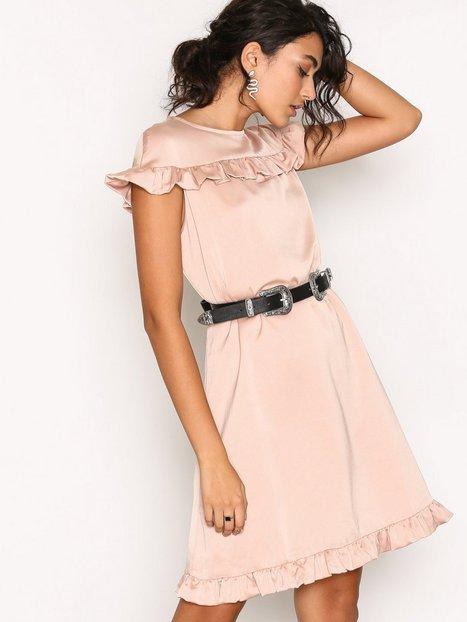 Billede af Moves Lali Dress Loose fit dresses Rose