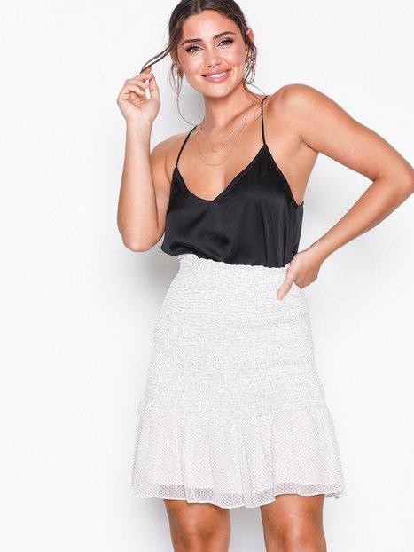 Billede af Moves Heina Mini nederdele White
